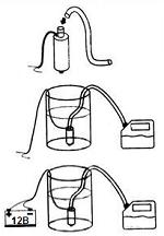 Погружной насос для перекачки топлива